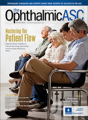 The Ophthalmic ASC — October 2019