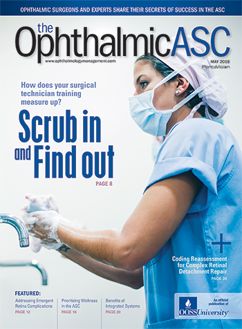 The Ophthalmic ASC - May 2018
