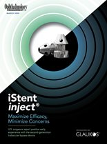 iStent inject®: Maximize Efficiency, Minimize Concerns