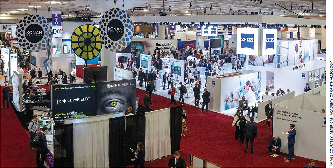 Tech highlights from the AAO