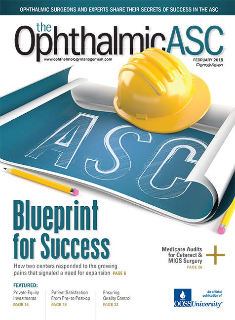 The Ophthalmic ASC – February 2018