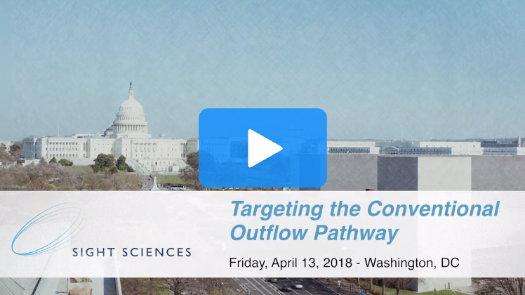 Targeting the Conventional Outflow Pathway