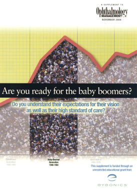 Are you ready for the baby boomers?
