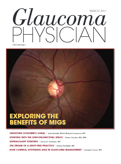 March 2017 Glaucoma Physician