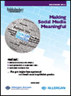 Making Social Media Meaningful
