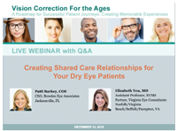 Creating Shared Care Relationships for your Dry Eye Patients