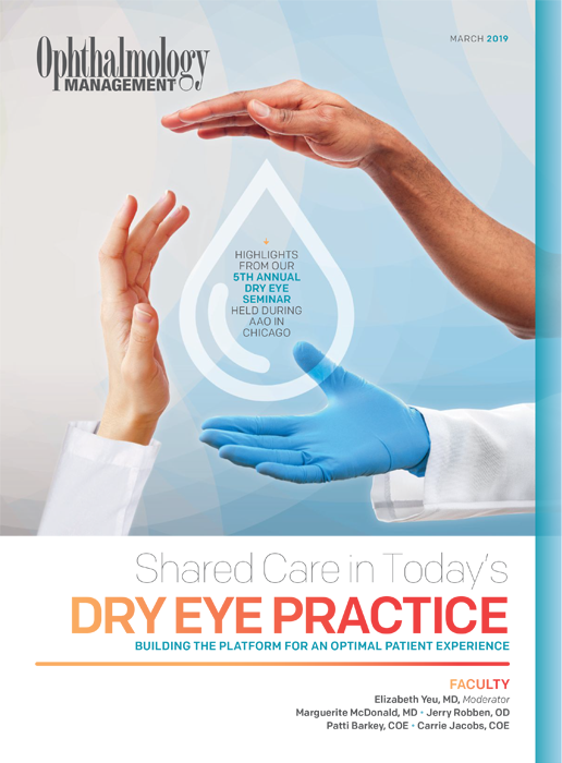 Shared Care in Today's Dry Eye Practice