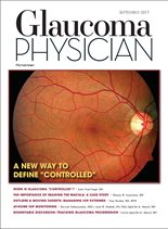 September 2017 Glaucoma Physician
