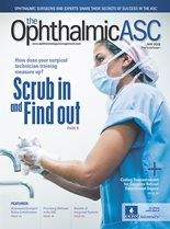 May 2018 The Ophthalmic ASC