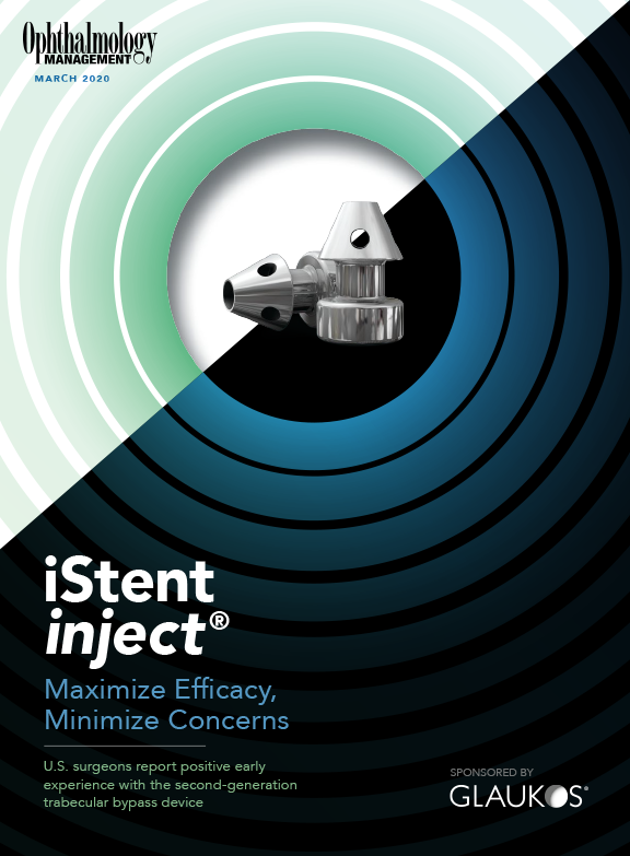 iStent inject® Maximize Efficacy, Minimize Concerns