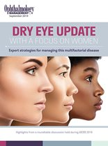Dry Eye Update With a Focus on Women