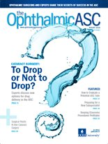 August 2016 The Ophthalmic ASC