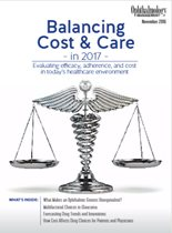 Balancing Cost & Care in 2017