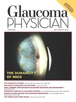 September 2018 Glaucoma Physician