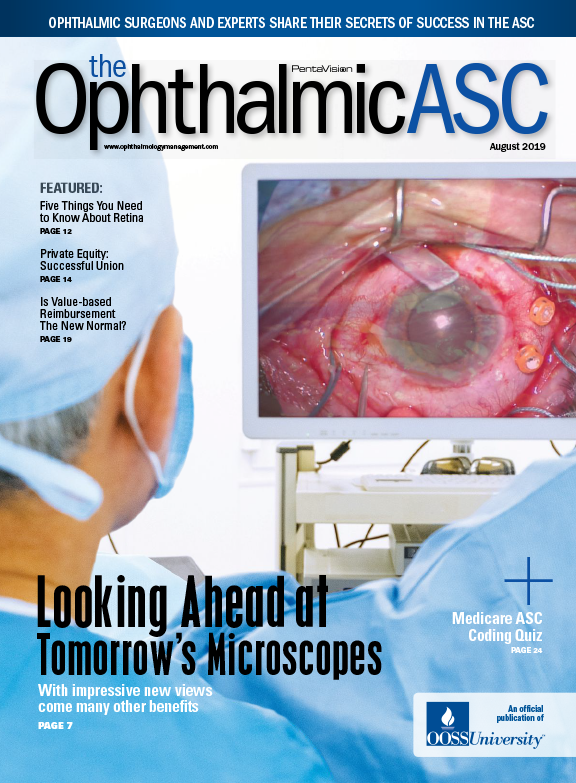 The Ophthalmic ASC — August 2019