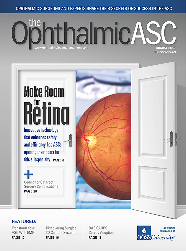August 2017 The Ophthalmic ASC