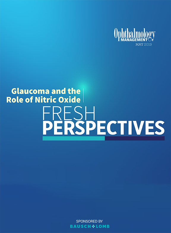 Glaucoma and the Role of Nitric Oxide: Fresh Perspectives