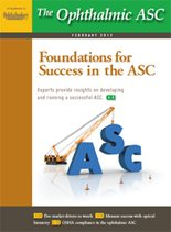 Foundations for Success in the ASC