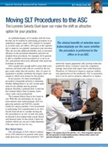 Moving SLT Procedures to the ASC