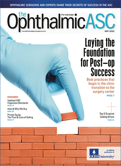 The Ophthalmic ASC — May 2019
