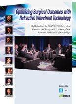 Optimizing Surgical Outcomes with Refractive Wavefront Technology